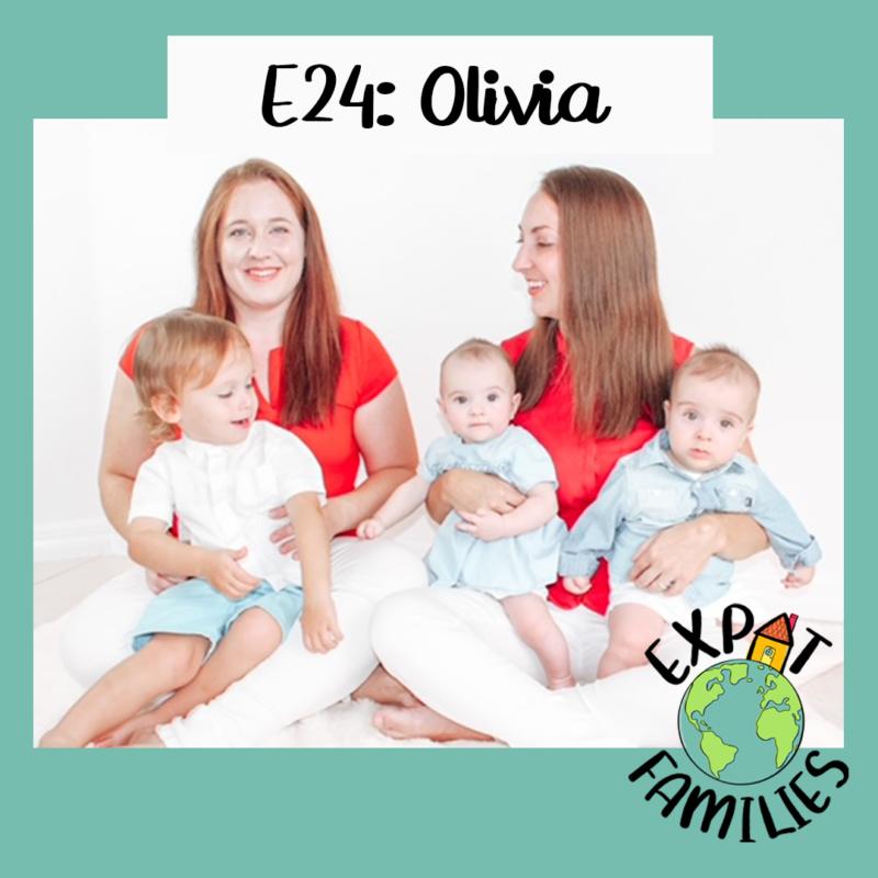 Olivia famille homoparentale par la PMA aux USA