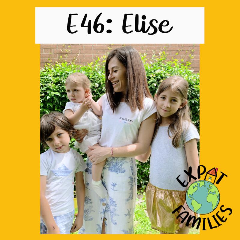 Episode 46 Elise