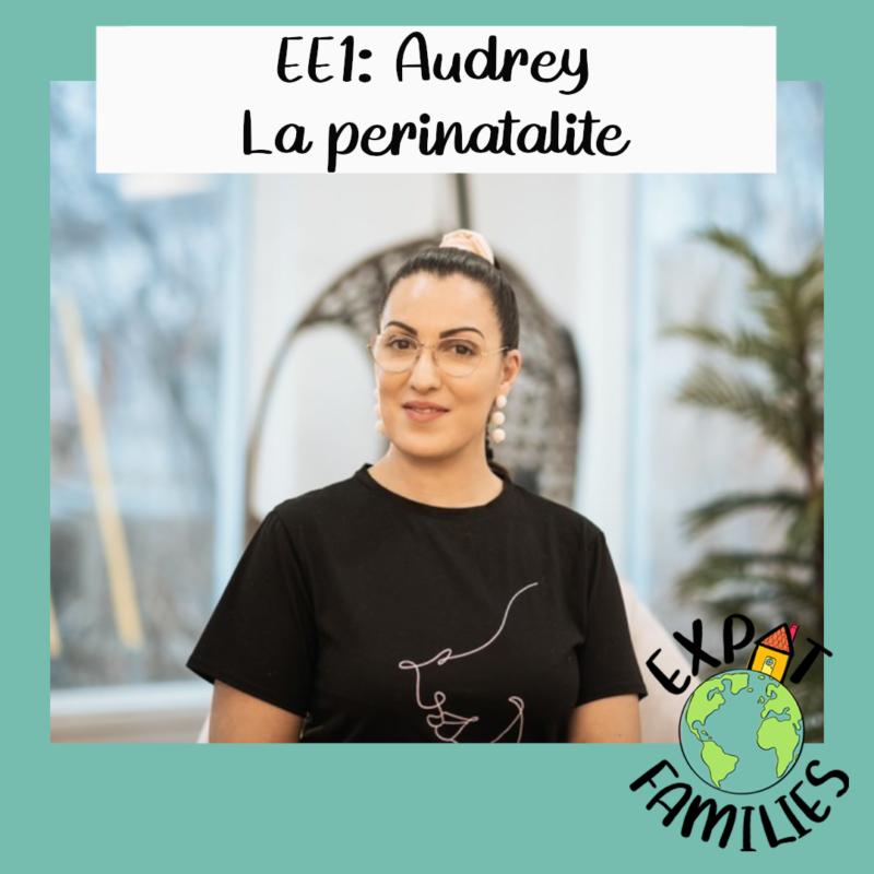 Expat Expert 1 - Audrey - La périnatalité